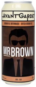 Avant-Garde Mr. Brown
