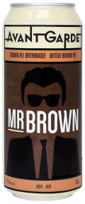 Avant-Garde Mr. Brown