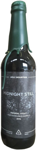 Holy Mountain Midnight Still - Coffee Vanilla