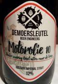 De Moersleutel Motorolie 10