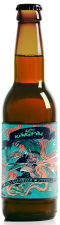 Kingpin Headbanger Jurançon White Wine BA