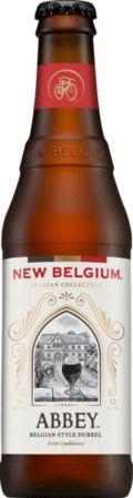 New Belgium Abbey Dubbel