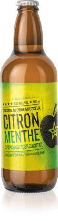 Les Vergers de la Colline Citron Menthe