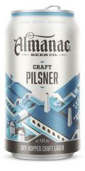 Almanac Craft Pilsner