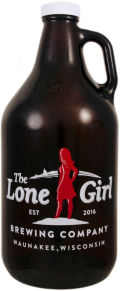 The Lone Girl Off the Rails IPA