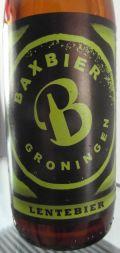 Bax Bier Lentebier