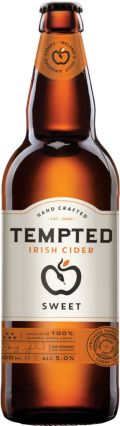 Tempted Irish Craft Cider Sweet
