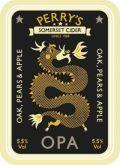 Perry's OPA (Oak, Pears & Apple)
