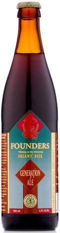 Duncans Founders Generation Ale
