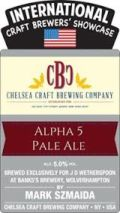 Banks's / Chelsea Craft Brewing Alpha 5
