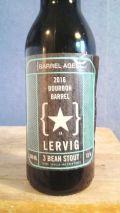 Lervig / Way 3 Bean Stout Bourbon BA
