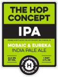 The Hop Concept Mosaic & Eureka IPA