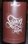 Side Project Saison du Fermier - Pinot Noir Puncheons