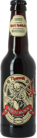 Robinsons Trooper Red 'n' Black (Bottle)