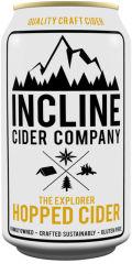 Incline The Explorer: Hopped Cider
