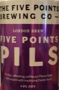 Five Points Pils