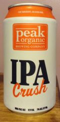Peak Organic Crush IPA
