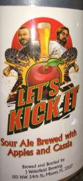 J. Wakefield / Slim Pickens Let's Kick It