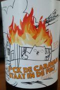 Uiltje F*ck De Caravan Staat In De Fik