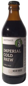 Gruthaus Imperial Cold Brew
