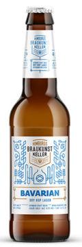 Himburgs BrauKunstKeller Bavarian Dry Hop Lager