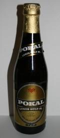 Pokal Luxus Guld Øl
