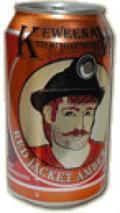 Keweenaw Red Jacket Amber Ale