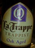 La Trappe Quadrupel Oak Aged Batch #25