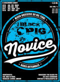 the Black Pig la Novice - Pig-in-it