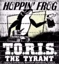 Hoppin' Frog TORIS The Tyrant Triple Oatmeal Stout