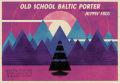 Dry & Bitter / Hoppin Frog Old School Baltic Porter