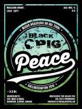 BlackPig / Tonnebière / la Nébuleuse Peace