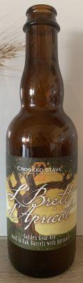 Crooked Stave L'Brett d'Apricot
