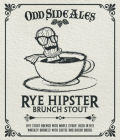 Odd Side Ales Rye Hipster Brunch Stout