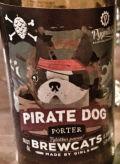 Brewcats Pirate Dog