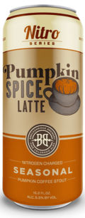 Breckenridge Nitro Series: Pumpkin Spice Latte