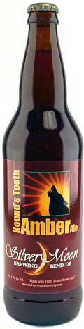 Silver Moon Hounds Tooth Amber