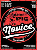 the Black Pig la Novice - C.O.Y.S. (Rouge)