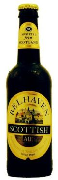 Belhaven Scottish Ale / Export  (Bottle & Keg)
