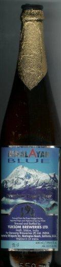 Himalayan Blue Premium Lager