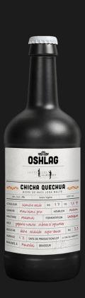 Oshlag / Les Coureurs des Boires Chicha Quechua
