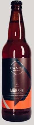 Canoe Marzen Bier