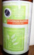 Grand Rapids Bourbon Barrel Scotch Ale
