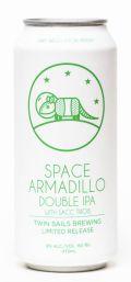Twin Sails Space Armadillo