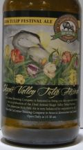 LaConner Tulip Festival Ale (2005-)