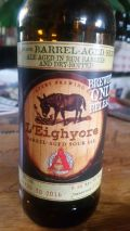 Avery Barrel-Aged Series 39 - L'Eighyore