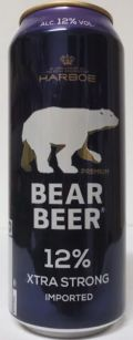 Bear Beer 12% Extra Strong