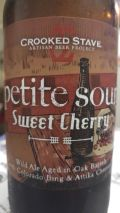 Crooked Stave Petite Sour (Sweet Cherry)