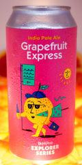 Devil's Peak Grapefruit Express