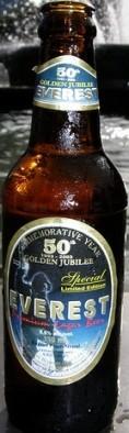 Everest Premium Lager 50th Golden Jubilee